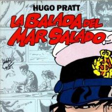 Cómics: LA BALADA DEL MAR SALADO. Nº 1. HUGO PRATT. NORMA, 1992. 1ª EDICION. Lote 195394061