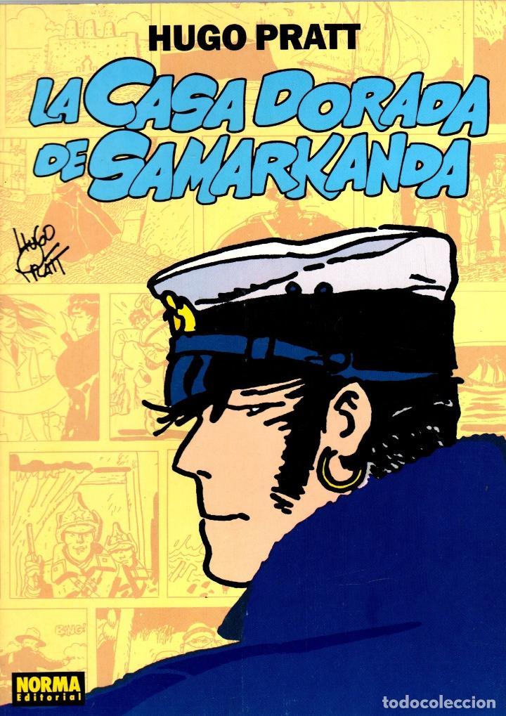 LA CASA DORADA DE SAMARKANDA. Nº 2. HUGO PRATT. NORMA, 1992. 1ª EDICION (Tebeos y Comics - Norma - Comic Europeo)