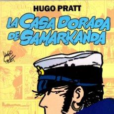Cómics: LA CASA DORADA DE SAMARKANDA. Nº 2. HUGO PRATT. NORMA, 1992. 1ª EDICION. Lote 195394332