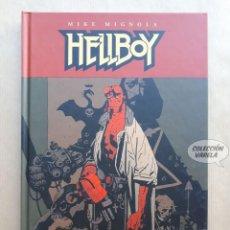 Cómics: HELLBOY - SEMILLA DE DESTRUCCIÓN - MIKE MIGNOLA Y JOHN BYRNE - NORMA - CARTONÉ - JMV. Lote 195415611