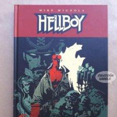 Cómics: HELLBOY - DESPIERTA AL DEMONIO - MIKE MIGNOLA - NORMA - CARTONÉ - JMV. Lote 195415707