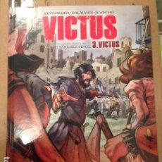 Cómics: VICTUS TOMO 3 ( BASADO EN LA NOVELA DE ALBERT SANCHEZ PIÑOL ) SANTAMARIA - DALMASES- JUANCHO - NORMA. Lote 195422748