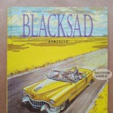 Cómics: BLACKSAD 5 - AMARILLO - DÍAS CANALES Y GUARNIDO - NORMA - CARTONÉ - JMV. Lote 195482556