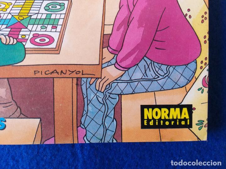 Cómics: MOCHUELO. ESPECIAL INVIERNO. EDITORIAL NORMA. - Foto 3 - 195922020