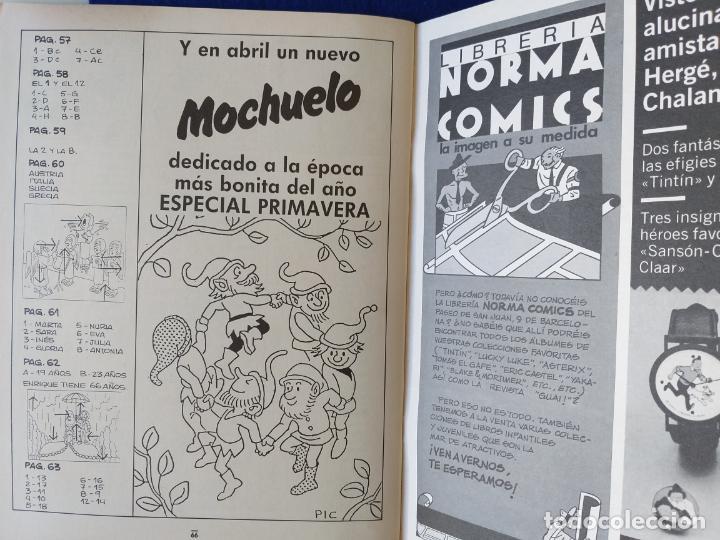 Cómics: MOCHUELO. ESPECIAL INVIERNO. EDITORIAL NORMA. - Foto 5 - 195922020