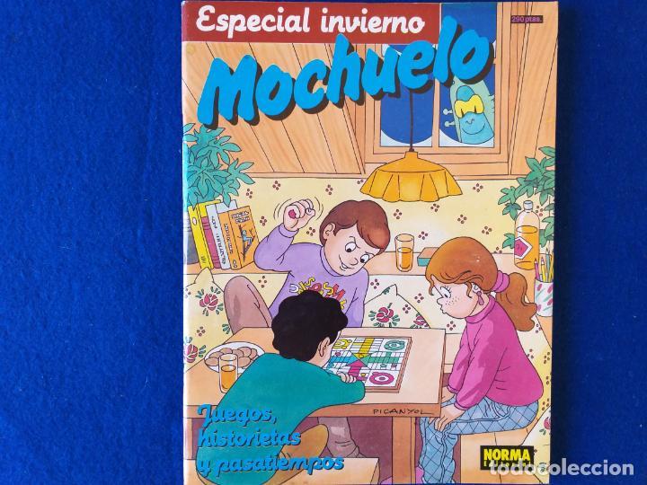 MOCHUELO. ESPECIAL INVIERNO. EDITORIAL NORMA. (Tebeos y Comics - Norma - Otros)