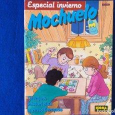 Cómics: MOCHUELO. ESPECIAL INVIERNO. EDITORIAL NORMA. . Lote 195922020