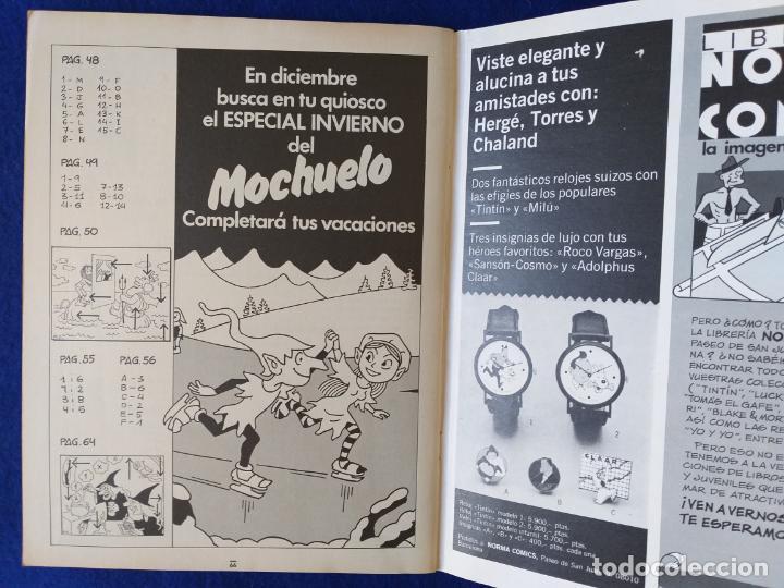 Cómics: MOCHUELO. ESPECIAL VERANO. EDITORIAL NORMA. - Foto 2 - 195922063