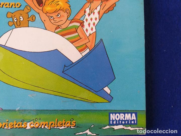 Cómics: MOCHUELO. ESPECIAL VERANO. EDITORIAL NORMA. - Foto 3 - 195922063