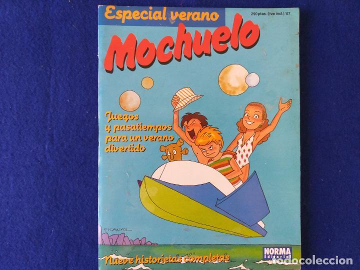 MOCHUELO. ESPECIAL VERANO. EDITORIAL NORMA. (Tebeos y Comics - Norma - Otros)