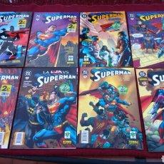 Cómics: SUPERMAN DC NORMA EDITORIAL Y VID. Lote 195975820