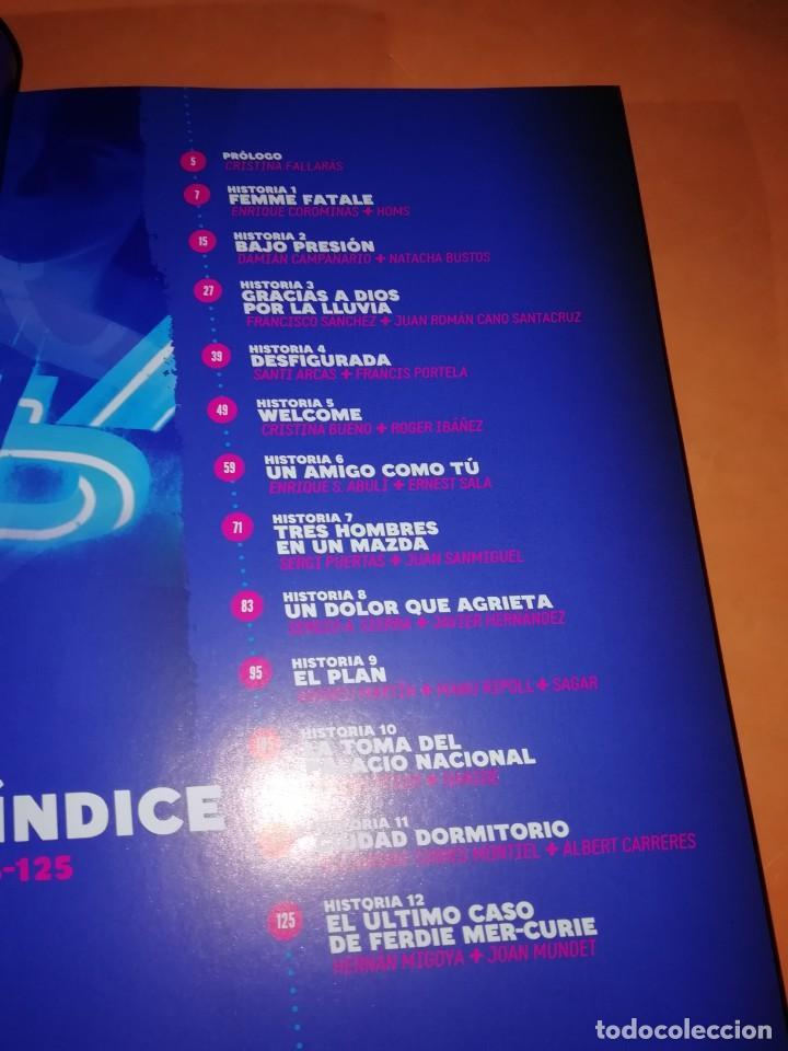 Cómics: BCN NOIRE. 23 HISTORIETAS DE GENERO NEGRO AMBIENTADAS EN LA CIUDAD CONDAL.NORMA 2018 - Foto 8 - 195989450