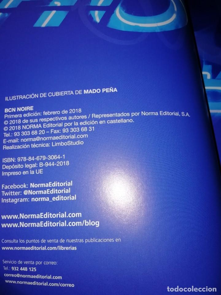 Cómics: BCN NOIRE. 23 HISTORIETAS DE GENERO NEGRO AMBIENTADAS EN LA CIUDAD CONDAL.NORMA 2018 - Foto 9 - 195989450