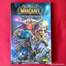 Cómics: WORLD OF WARCRAFT: JINETES OSCUROS MIKE COSTA, NEIL GOOGE. NORMA 2013. Lote 196290207
