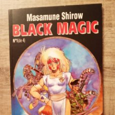 Cómics: BLACK MAGIC Nº 1 (DE 4) - MASAMUNE SHIROW - NORMA EDITORIAL. Lote 196455677