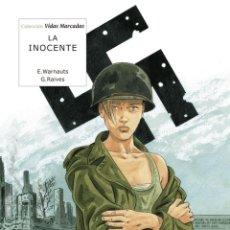 Cómics: LA INOCENTE. TAPA DURA. 80 PAGINAS. COEDITUM. Lote 287677183