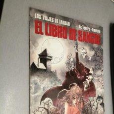 Comics : LOS VIAJES DE TAKUAN 2: EL LIBRO DE SANGRE / CIMOC EXTRA COLOR Nº 88 - NORMA EDITORIAL. Lote 196874122