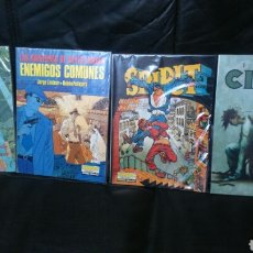 Cómics: CIMOC COLOR LOTE DE 4 COMIC :31, 43, 46 Y 173.. Lote 196944157