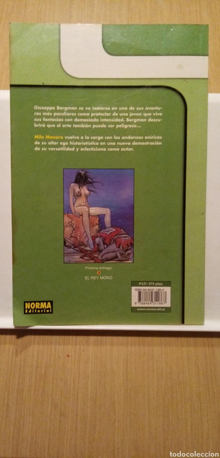 Cómics: Las aventuras urb. De Giuseppe Bergman: Camino oculto - Foto 2 - 196948623