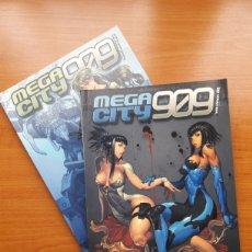 Cómics: MEGA CITY 909. Lote 196961005