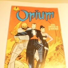 Cómics: OPIUM Nº 1 . 32 PÁGINAS A COLOR (BUEN ESTADO). Lote 197033550