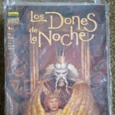Comics : LOS DONES DE LA NOCHE POR PAUL CHADWICK Y JOHN BOLTON OBRA COMPLETA EN DOS TOMOS. Lote 197048173