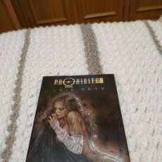 Cómics: PROHIBITED BOOK - LUIS ROYO. Lote 197283437