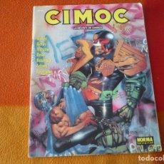 Cómics: CIMOC Nº 154 ( BISLEY BEROY ROSINSKY ) ¡BUEN ESTADO! LA REVISTA DE COMICS NORMA CIENCIA FICCION . Lote 197301455
