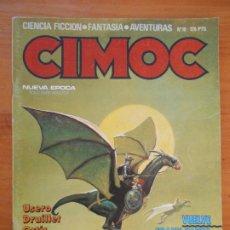 Comics : CIMOC Nº 10 - NORMA (8U). Lote 197305265