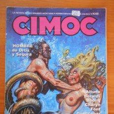 Comics : CIMOC Nº 68 - NORMA (HI). Lote 197307240