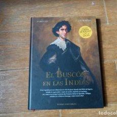 Cómics: EL BUSCÓN EN LAS INDIAS - ALAIN AYROLES/JUANJO GUARNIDO TAPA DURA EDITORIAL NORMA. Lote 197377796