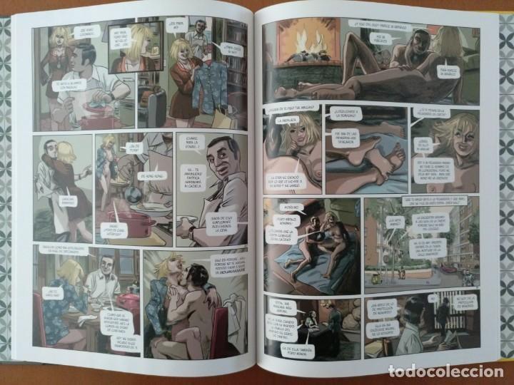 Cómics: COMIC CARVALHO. TATUAJE - Manuel Vázquez Montalbán/Hernán Migoya/Bartolome Seguí (Cartoné) - Foto 4 - 197395551