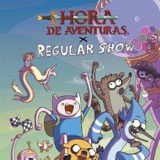 Cómics: HORA DE AVENTURAS / HISTORIAS CORRIENTES - NORMA - NUEVO. Lote 197409728