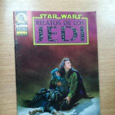 Cómics: STAR WARS RELATOS DE LOS JEDI #3. Lote 197486272