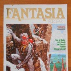 Comics: FANTASIA CIMOC TOMO 3 - NUMEROS 12, 13, 14 - INCLUYE POSTER - LEER DESCRIPCION (AS). Lote 214877381