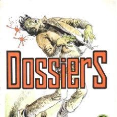 Comics: DOSSIER S. RUSTICA. COLECCION PAPEL VIVO EDICIONES DE LA TORRE. . Lote 197656580