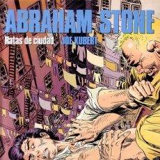 Cómics: JOE KUBERT. ABRAHAM STONE. NORMA RUSTICA. Lote 244982120