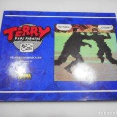Cómics: MILTON CANIFF TERRY Y LOS PIRATAS VOLUMEN 11 Y99581W . Lote 197938621
