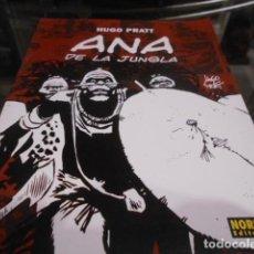 Fumetti: ANA DE LA JUNGLA - HUGO PRATT. Lote 197944091