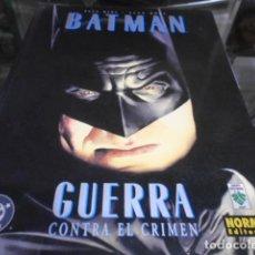 Fumetti: BATMAN GUERRA CONTRA EL CRIMEN. Lote 197944505