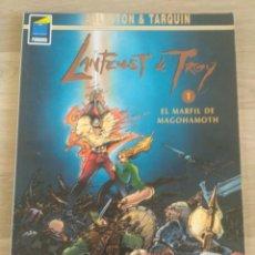 Cómics: LANTEUST DE TROY 1 - EL MARFIL DE MAGOHAMOTH - ARLESTON & TARQUIN - NORMA - PANDORA Nº 58 (AH). Lote 198041943