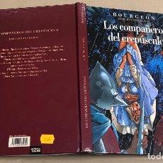 Comics: LOS COMPAÑEROS DEL CREPUSCULO. EDICION INTEGRAL. BOURGEON. 12 BIS 2009. 1ª EDICION. Lote 198109316