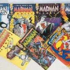 Cómics: MADMAN DE MIKE ALLRED. PLANETA Y NORMA. 7 TOMOS.. Lote 198407287