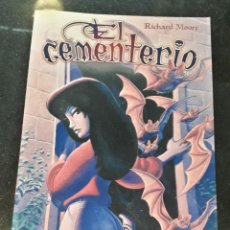 Cómics: COMIC NORMA COLECCION MADE IN HELL 16 RICHARD MOORE EL CEMENTERIO . Lote 198683976