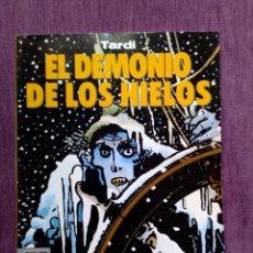 Cómics: EL DEMONIO DE LOS HIELOS COLECCIÓN EL MURO 17 TARDI NORMA. Lote 198773843