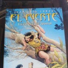 Cómics: EL FUERTE - LA CABEZA DEL APÓSTOL - JUAN LUIS LANDA - COLECCIÓN CIMOC N° 170 - NORMA EDITORIAL . Lote 198780717