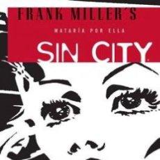Cómics: SIN CITY 02 - NORMA - SEMINUEVO. Lote 198784246