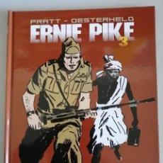 Cómics: ERNIE PIKE 3 HUGO PRATT NORMA. Lote 199143568