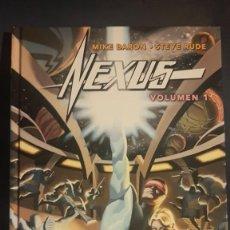 Cómics: NEXUS - TOMO 1 - NORMA. Lote 199194268