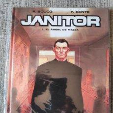 Cómics: JANITOR Nº 1 EL ANGEL DE MALTA NORMA EDITORIAL. Lote 199263423